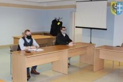 Spotkanie koordynatorów ds. szczepień w Powiecie Wschowskim