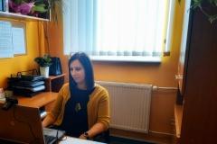 Dyrektor PPP we Wschowie Wioleta Szyguła