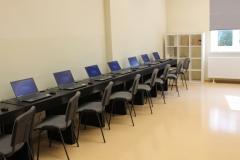 Nowa pracownia komputerowa w I Liceum Ogólnokształcącym  z Oddziałami dwujęzycznymi im. Tomasza Zana we Wschowie