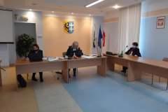 XXI sesja Rady Powiatu Wschowskiego odbyła się w trybie zdalnym