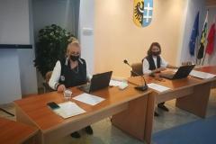 sesja Rady Powiatu Wschowskiego odbyła się w trybie zdalnym