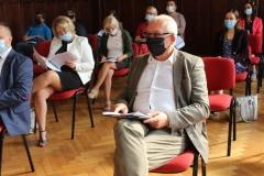 Spotkanie konsultacyjne w sprawie Strategii Rozwoju Powiatu Wschowskiego