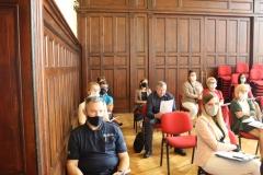 W spotkaniu udział wzięli przedstawiciele samorządów gminnych, służb odpowiedzialnych za bezpieczeństwo publiczne, organizacji pozarządowych oraz pracownicy Starostwa Powiatowego i podległych jednostek organizacyjnych.