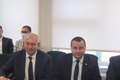 od lewej: Waldemar Starosta, Andrzej Bielawski