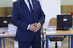 Wojewoda Lubuski Władysław Dajczak