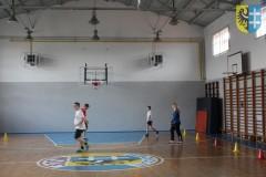 wyremontowana sala gimnastyczna w SOSW