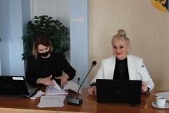 XXII sesja Rady Powiatu Wschowskiego odbyła się w trybie zdalnym