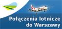 Połączenia Lotnicze do Warszawy